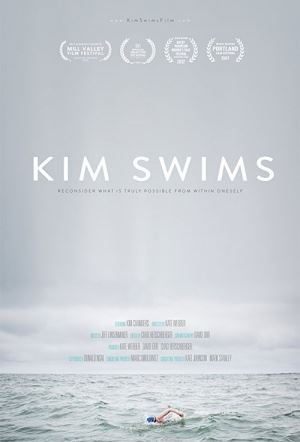 Kim Swims Movie Poster