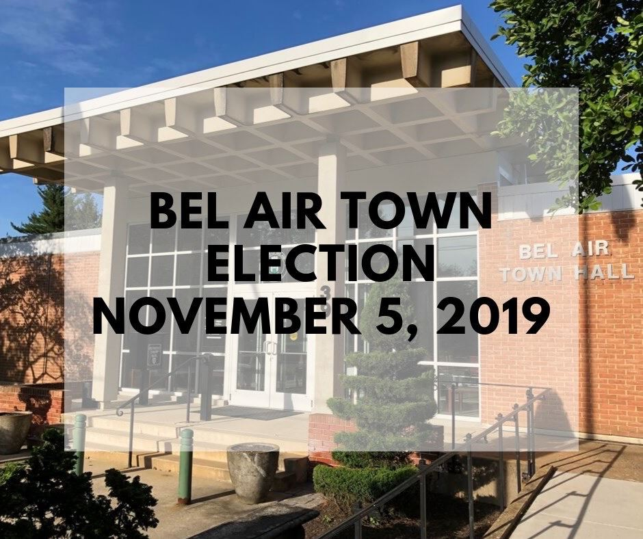2019 Election Image of Town Hall
