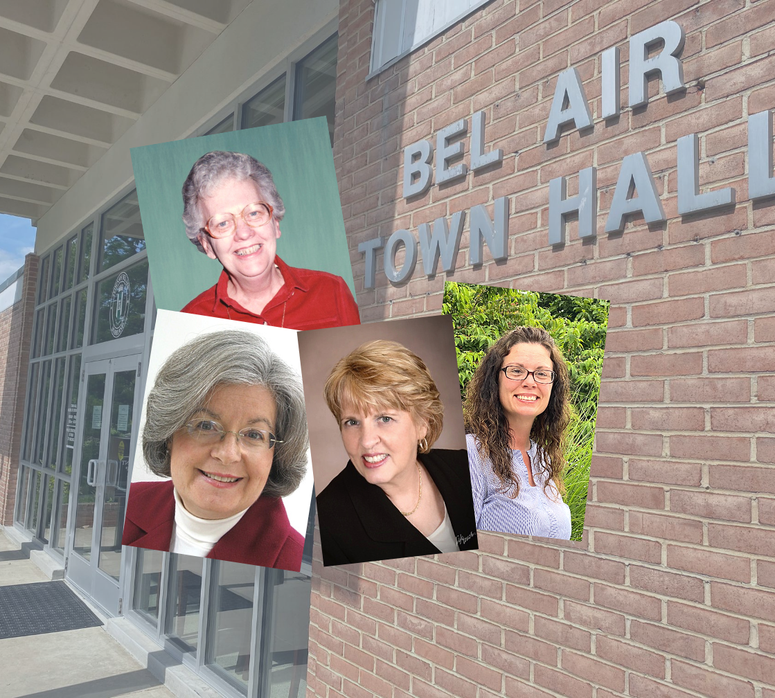 Photo of 4 Mayors of Bel Air