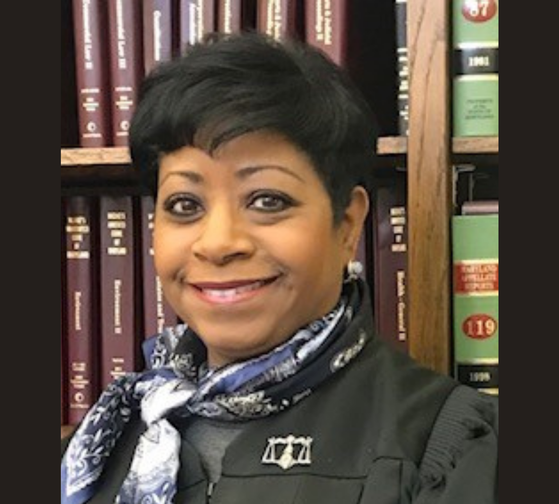 Photo of Judge Angela Eaves
